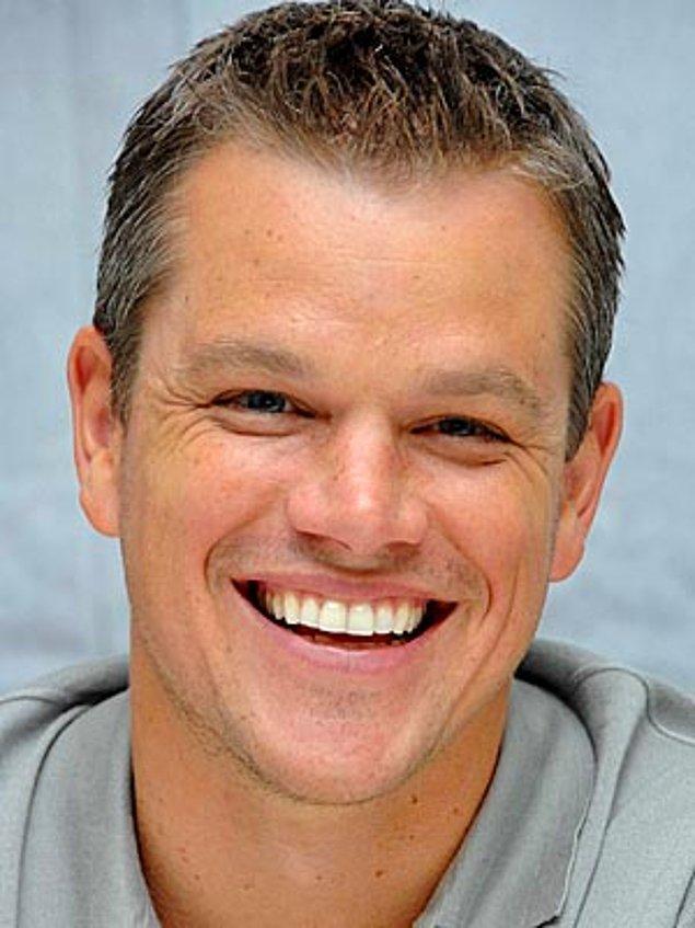 Matt Damon!