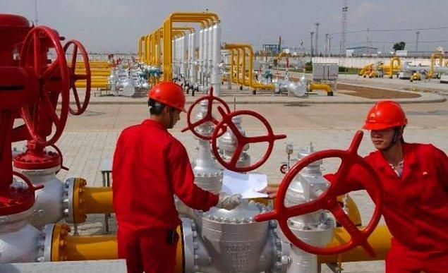 6. Çin Ulusal Petrol Şirketi