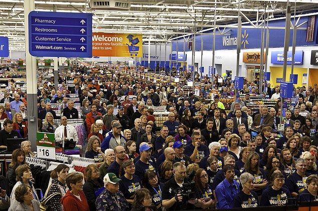 3. Walmart
