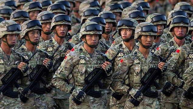 2. Çin Halk Kurtuluş Ordusu