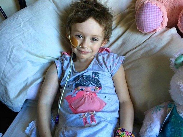 Ne kemoterapi ne de klinik denemeler Jessica'nın tümörünü küçültmeye yetmedi. Ekim ayında doktorlar aileye, tümörün vücudun diğer kısımlarına da sıçradığını söylediler.
