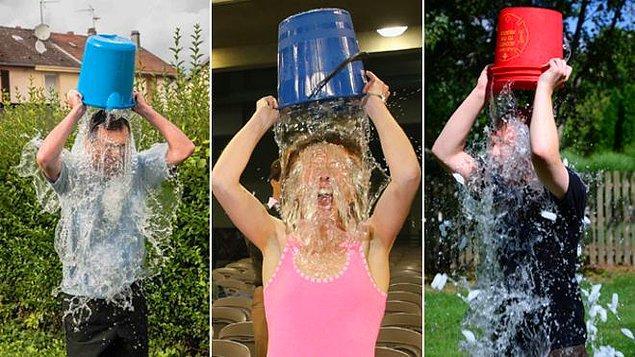 8. Sosyal medyada büyük ses getiren ve ülkemizde de çok destek gören ''Ice Bucket Challange'' kampanyası hangi hastalığa farkındalık yaratmak için başlatılmıştı?