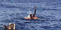 Akdeniz'de 2 Mülteci Teknesi Battı: 239 Ölü