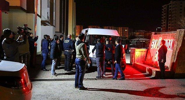 İçişleri Bakanlığından gece yarısı açıklaması: 11 HDP'li gözaltında