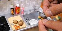 Minyatür Mutfak Setiyle Minimal Yemekler Yapmaya Hazır mısınız?