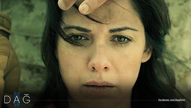 """13. DAĞ II, Kuzey Irak'ta bir terör örgütü tarafından kaçırılan gazeteci Ceyda Balaban'ı kurtarmaya çalışan """"Fırtına Getiren""""in hikayesi..."""