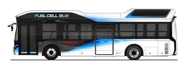 4. Hidrojen yakıtlı otobüslerle tanışacağımız gün açıklandı.