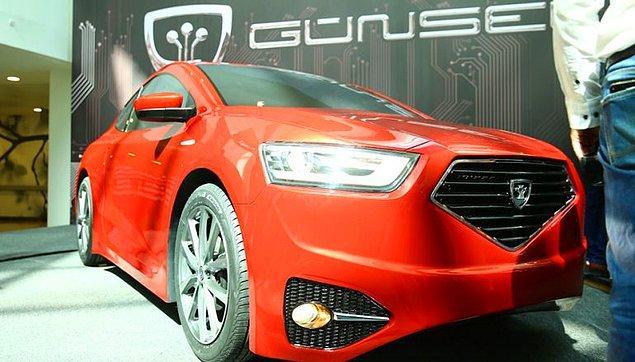 10. KKTC, ilk yerli arabası Günsel'i tanıttı.