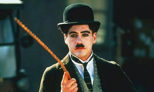 13. Charlie Chaplin