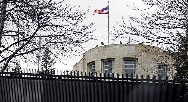 ABD Büyükelçiliği: 'Belirsiz iddialar ortaklığımızı baltalamaktadır'