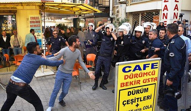 Antalya HDP İl Başkanı Gözaltına alındı