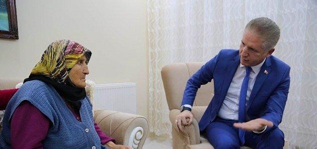 Çaresiz halde kalan ve akrabalarının yanına yerleşen Emine Teyze, yetkililerden yardım istedi. Bu sefer sesini duyan oldu!