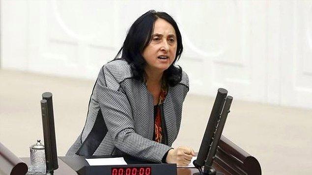 HDP Diyarbakır Milletvekili Nursel Aydoğan
