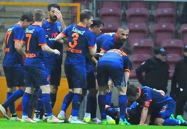 Bu sezon müthiş bir grafik çizen Başakşehir, şampiyon olabileceğinin sinyallerini şimdiden verdi.