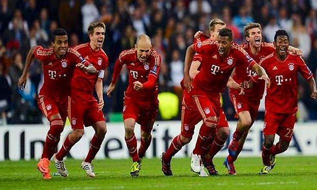 Real Madrid ve Bayern Münih'le kapışıyor