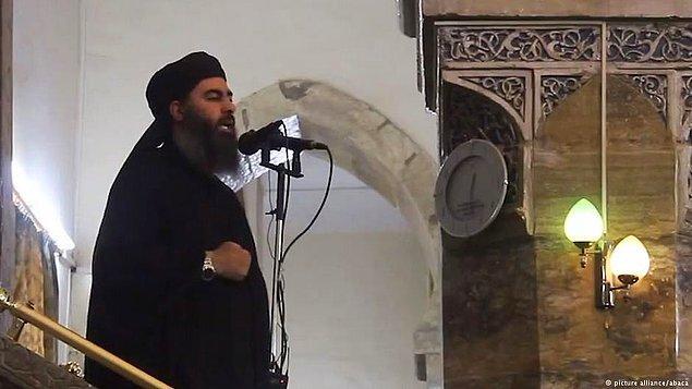 """IŞİD lideri Bağdadi: """"Türkiye artık cihadınızın hedeflerinden biri"""""""