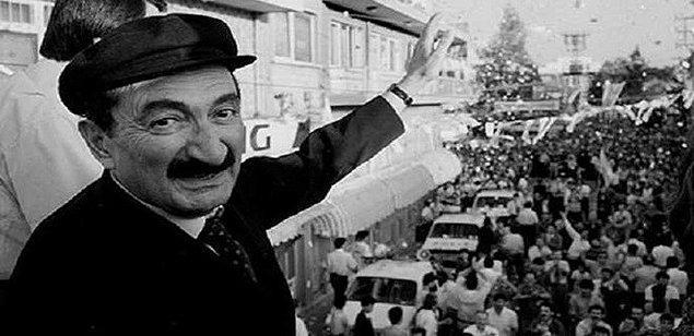 Bülent Ecevit'in CHP Genel Başkanlığı'ndan İstifa Etmesi - 30 Ekim 1980