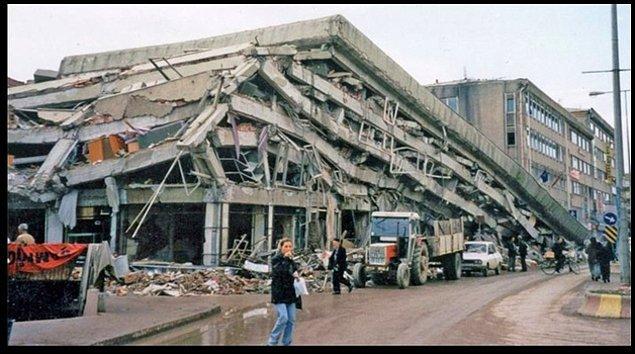 Erzincan Depremi ve Düzce Depremi - 12 Kasım 1941 / 12 Kasım 1999