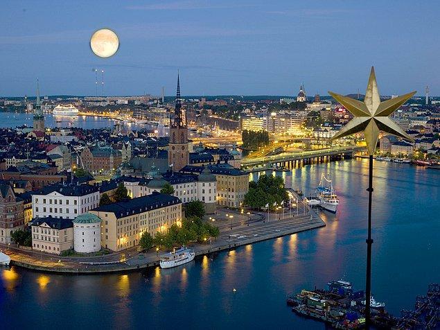 8. İsveç