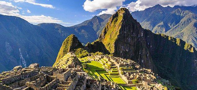 1. Zor bir soruyla başlıyoruz. Peru'nun başkenti neresidir?