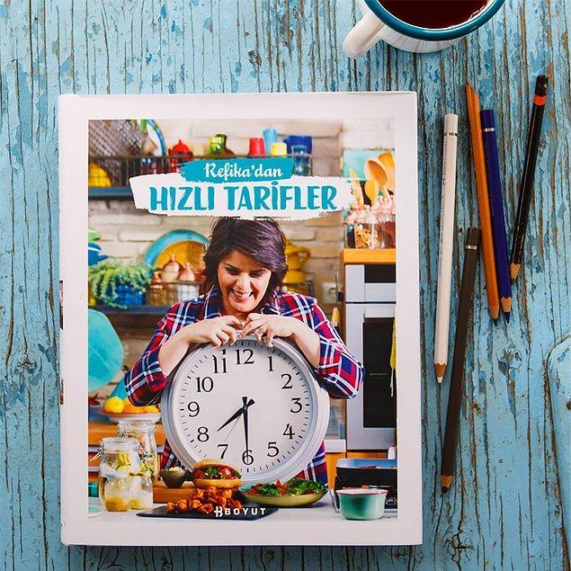 6. Mutfakta zaman kazandıran tarifler.