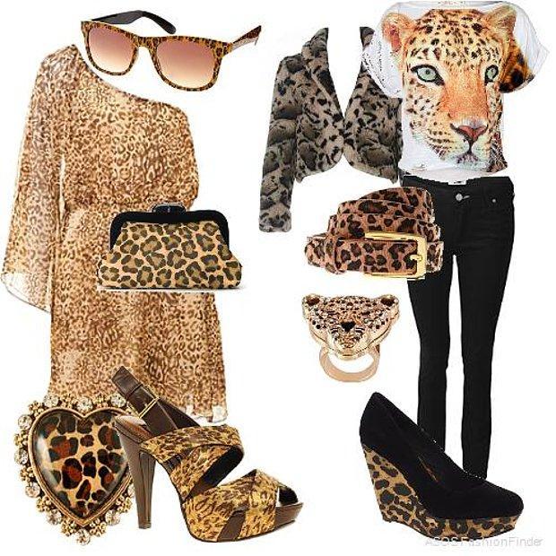 Leopar, leopar ve leopar...