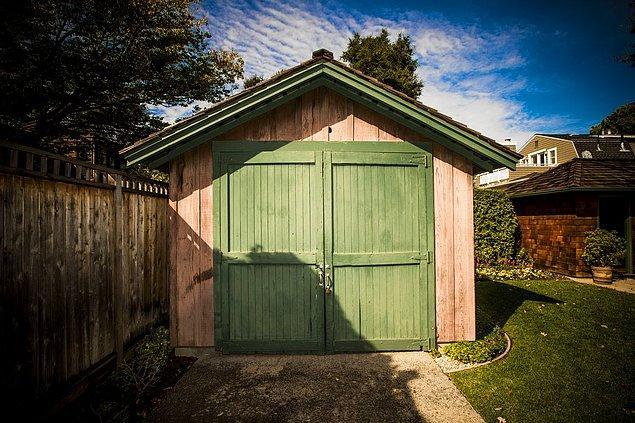 1. HP'nin temelinin atıldığı bu garaj, aynı zamanda teknoloji alanında Silikon Vadisi'nin de başlangıcıydı.