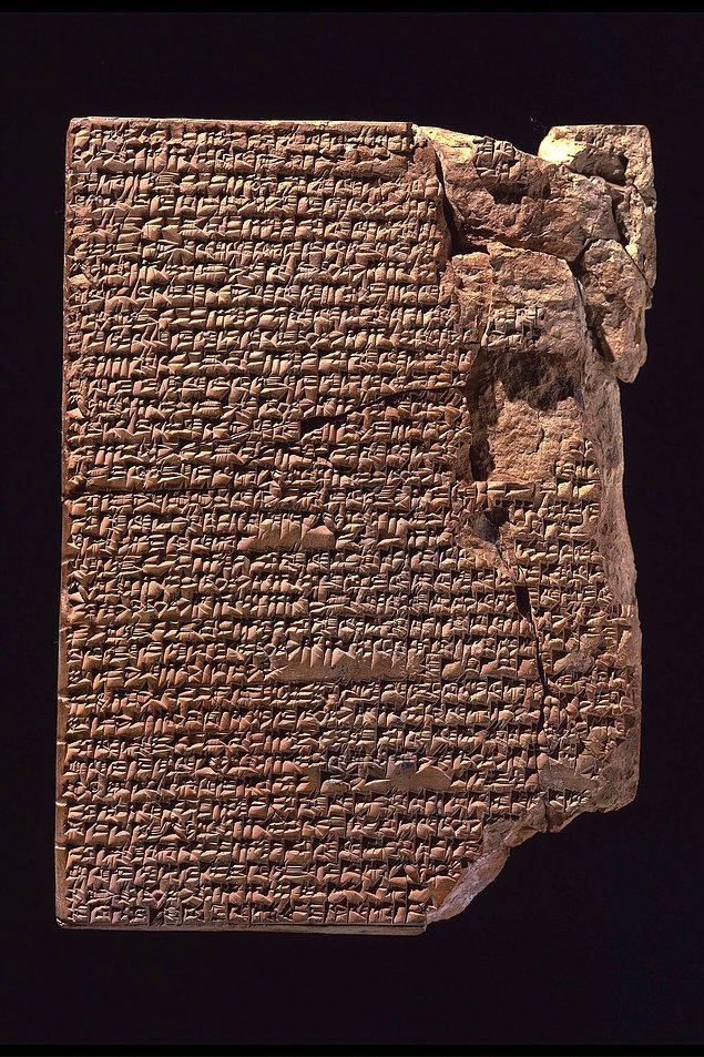 1. Babil Yemek Kitabı