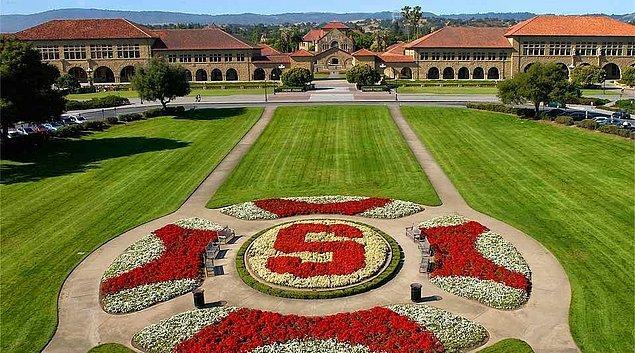 Silikon Vadisi'nin akademik geri planında Stanford Üniversitesi bulunuyor.