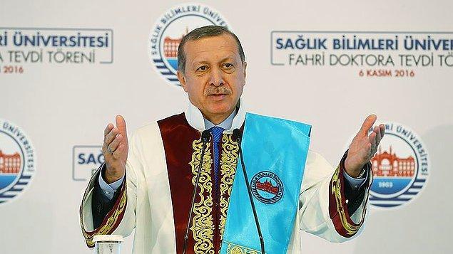 """Erdoğan: """"Bu densizlerin amacı Türkiye'yi uluslararası alanda sıkıntıya sokmaktır"""""""