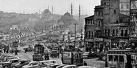Bir Arabanın Arkasına Koyulan Kamerayla 1959 İstanbul'unda Gezmeye Ne Dersiniz?