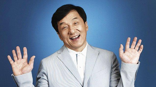 8. Jackie Chan