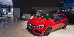 AMG Performans Otomobilleri Tarihi ile Dolu Mercedes-AMG Lounge Deneyimine Hazır mısınız?
