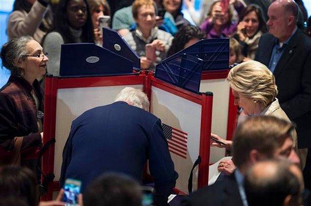 'Clinton oyların çoğunu alacak ama başkan Trump olacak'