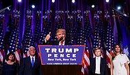 Trump: 'Tüm Amerikalıların Başkanı Olacağım'