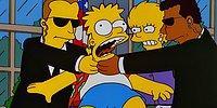 Simpsons Geleceği Görmüştü: Tam 16 Yıl Önce  'ABD Başkanı Trump' Kehaneti