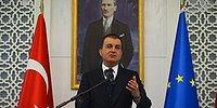 Ankara'dan Avrupa Birliği'nin Eleştirel Raporuna 8 Yanıt