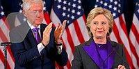 Clinton: 'Umarım Trump Tüm ABD'liler İçin İyi Bir Başkan Olur'