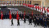 Anıtkabir'de Devlet Töreni