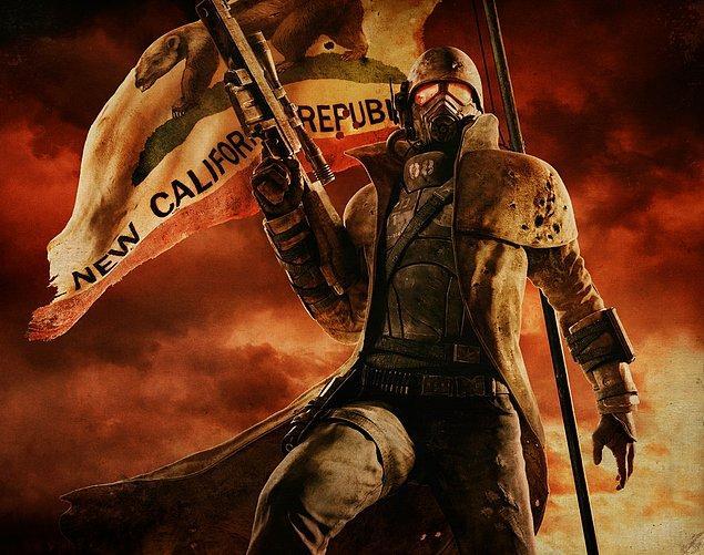 Aslında oyunseverler 'New California Republic' ismine aşina...