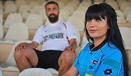 Bir Ofsayt Pozisyonunda Aşık Olup Evlendiler! Futbolcuyla Hakemin 3 Puanı Hak Eden Hikayesi