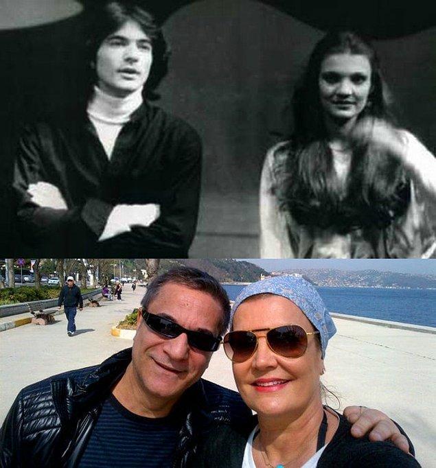 7. Mehmet Ali Erbil ve Derya Baykal konservatuvar yıllarından beri arkadaşlar.