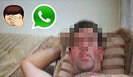 Çıplak Fotoğrafını Yanlışlıkla Whatsapp'taki Mahalleli Grubuna Atan Muhtar