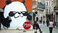Birbirinden Güzel Çalışmalarıyla İstanbul'a İmzasını Atmış 16 Sokak Sanatçısı