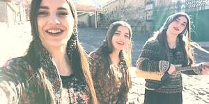 Şarkıyı Söyleyiş Tarzlarıyla Kendilerine Aşık Eden Gürcü Kızlardan 10 Muhteşem Performans