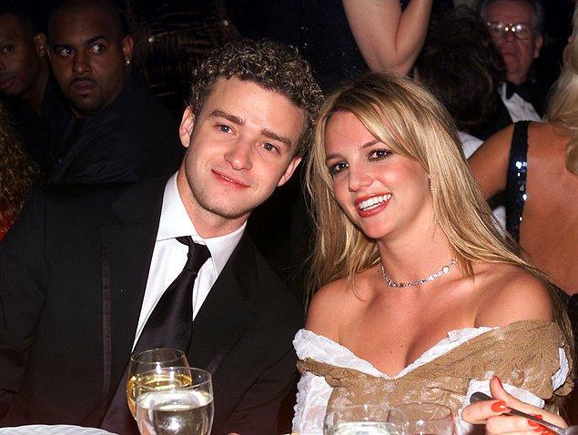Gruptan Justin Timberlake artık iyiden iyiye öne çıkmıştı. Dönemin en popüler yıldızı Britney Spears'la birlikteydi ve ikilinin yıldızı birlikte daha çok parlıyordu.