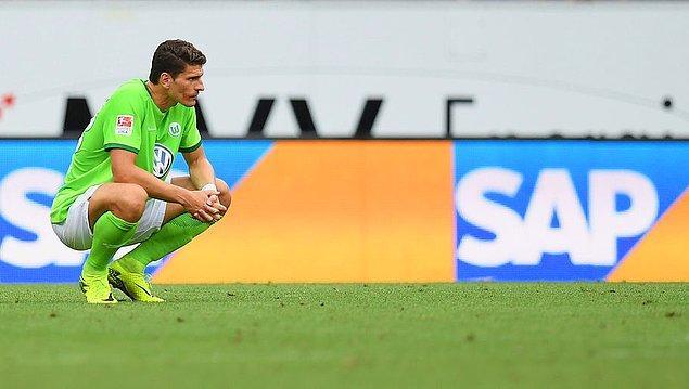 7. Mario Gomez - Wolfsburg