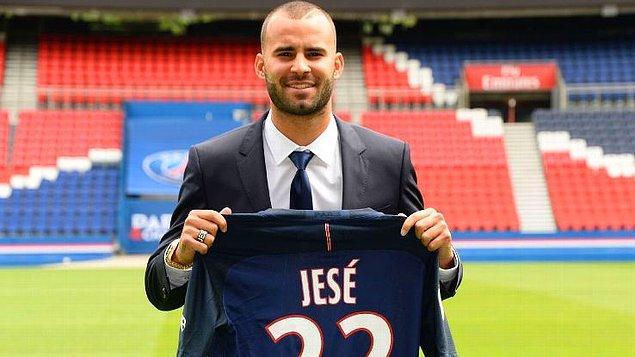10. Jese - PSG