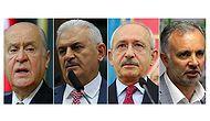 Liderler Partilerinin Grup Toplantısında Ne Dedi?