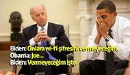 ABD Seçimlerinden Sonra Yüz Güldürmeye Ant İçmiş 15 Obama-Biden Diyaloğu